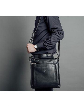 Túi đeo ipad hình hộp khóa kéo TLA661-1-D