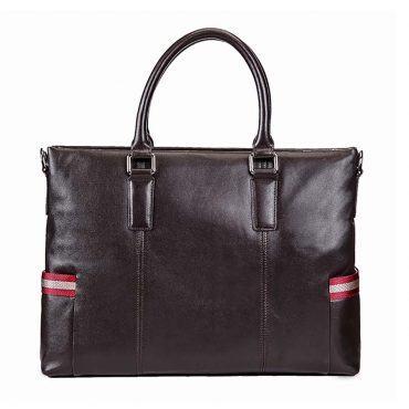 Túi laptop phối viền màu hai bên hông TLA567-5-N
