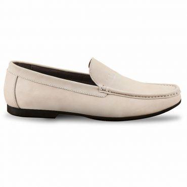 Giày lười penny da lộn cao cấp GNLAB273-2-K