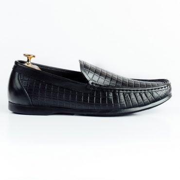 Giày mọi dập vân cá sấu cao cấp GNLAKF350-W2-D