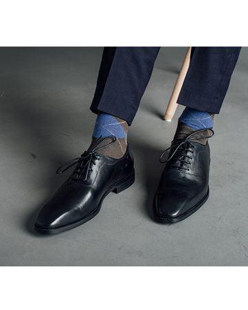 Giày da công sở lịch lãm GNLA486-21M-D
