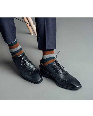 Giày nam công sở buộc dây kiểu dáng Oxford GNLA486-3M-D