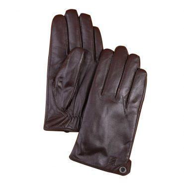 Găng tay da nam cảm ứng cao cấp GTLACUNA-08-N
