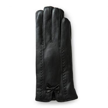 Găng tay nữ da cừu cảm ứng GTLACUNU-03-D