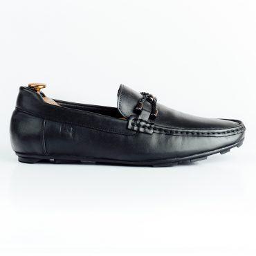 Giày lười nam da bò cao cấp GNLA678-2-D