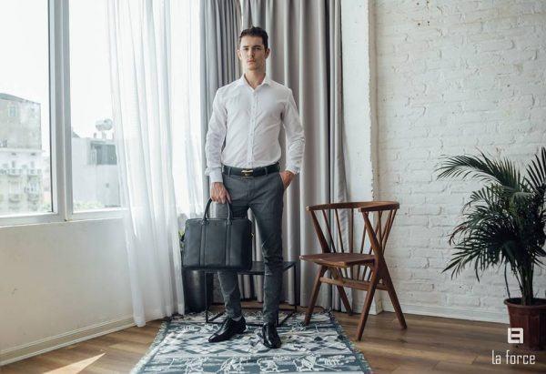 Những lý do không thể chối từ khi mua cặp túi xách Laforce