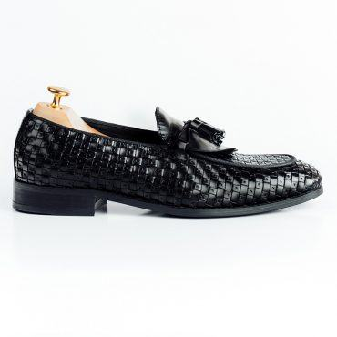 Giày lười họa tiết thắt chuông GNLAT20153-65-D