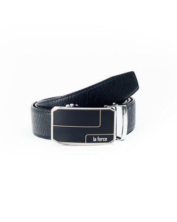 Thắt lưng da nam thời trang khóa trượt D590-1163-10B