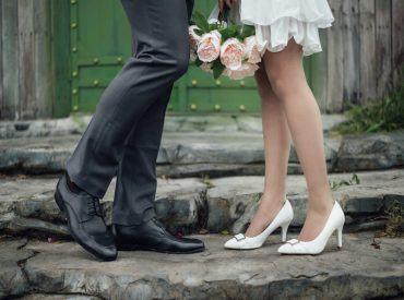 Xu hướng giày cưới nam ấn tượng đến từng chi tiết năm 2018