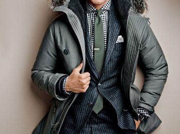 Mặc đẹp mà chẳng tốn kém cho các anh chàng công sở mùa đông này