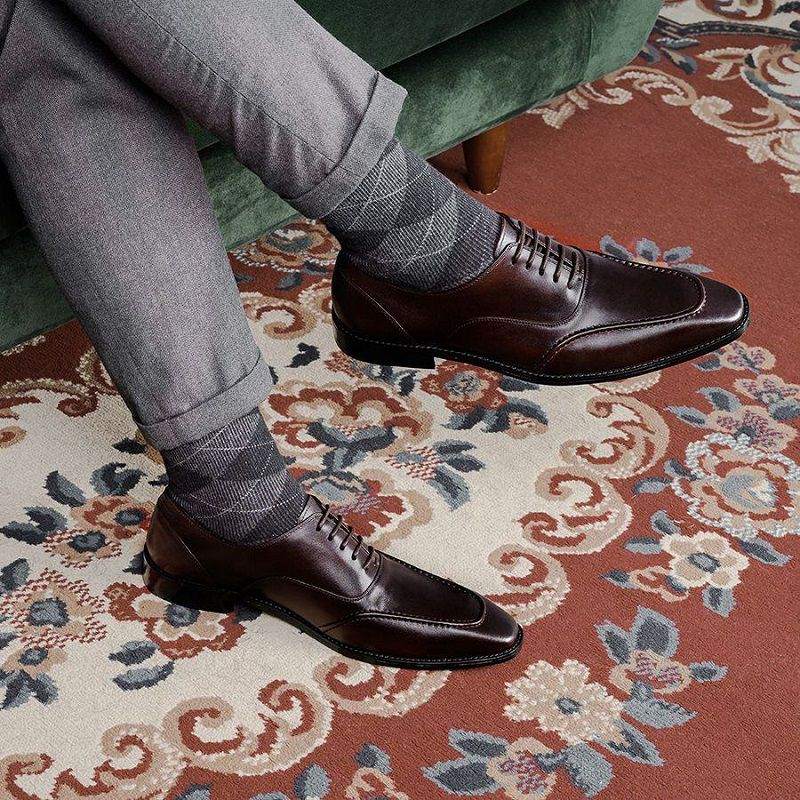 phối đồ giày oxford