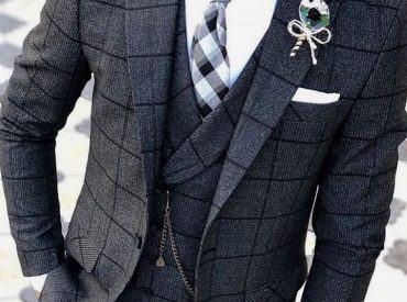 Gợi ý cho bộ trang phục đi dự tiệc cuối năm của các quý ông lịch lãm