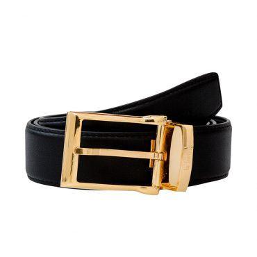 Thắt lưng cao cấp khóa vàng thời trang D590-0180704V