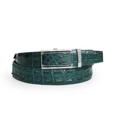Dây thắt lưng cá sấu DLA1500-01-LDB-XR