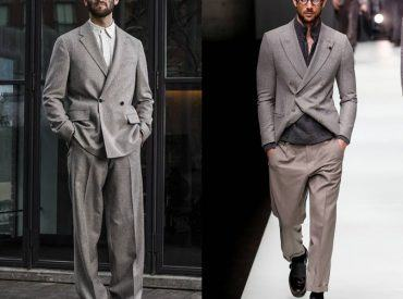 Phong cách đậm chất Ý- xu hướng thời trang thu đông 2018 của các quý ông