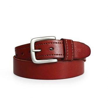 Thắt lưng quần jean da bò DJLAHY-016-N