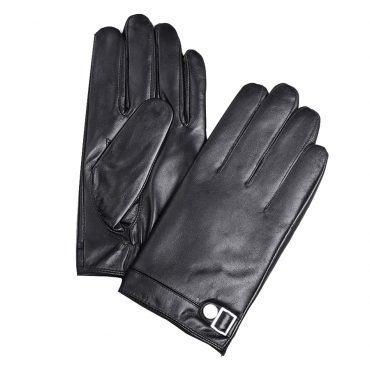 Găng tay da nam cảm ứng GTLACUNA-04-D