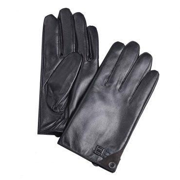 Găng tay da nam cảm ứng GTLACUNA-08-D