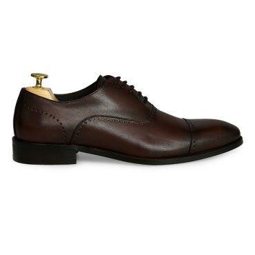 Giày tây nam kiểu dáng oxford GNLA2107-01-CF
