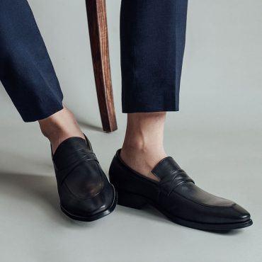 Giày lười nam thời trang GNLA8878-102-D