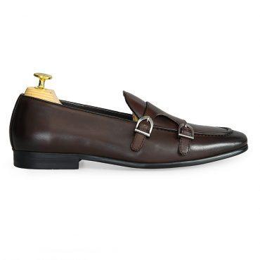 Giày monk strap sang trọng GNLAMJDP30-17-CF