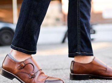 Monk Strap – đôi giày bí ẩn mang sức hút đặc biệt với cánh mày râu