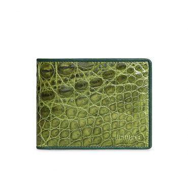 Ví da cá sấu xịn VLA1600N-CL-XC
