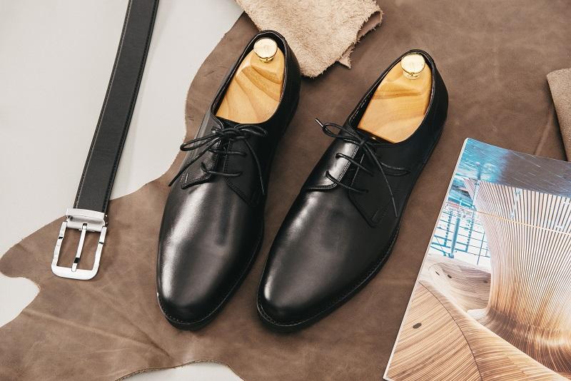 chọn giày tây nam