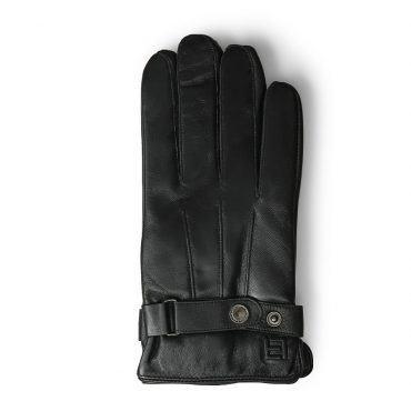 Găng tay da nam cảm ứng GTLACUNA-13-D