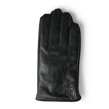 Găng tay da nam cảm ứng thời trang GTLACUNA-17-D