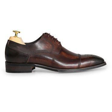 Giày tây nam họa tiết GNLA3027-M005-CF