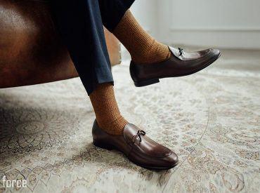 7 nguyên tắc chọn giày cho quý ông