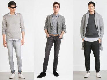 """Cách phối màu trang phục cho nam giới """"cực chuẩn"""""""