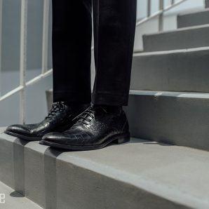 Giày buộc dây nam