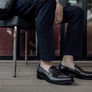 Giày loafer nam