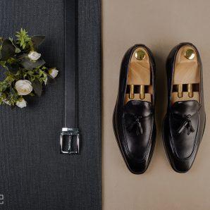 Giày cưới nam