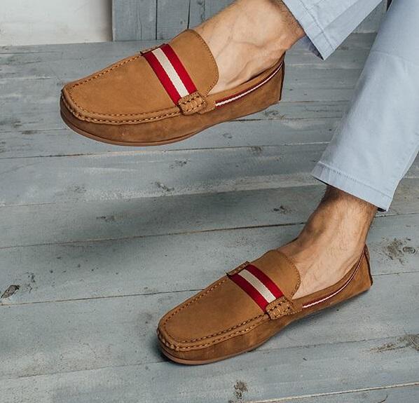 cách chọn giày lười