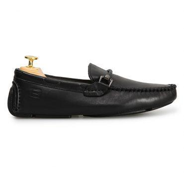 Giày lười nam bo viền quai ngang GNLA3105-1-D