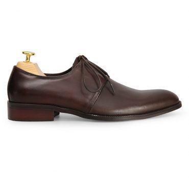 Giày tây nam thời trang buộc dây cách điệu GNLA16A35-06-CF