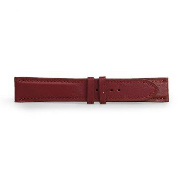 Dây đeo đồng hồ da bò DDHLF-01-DO