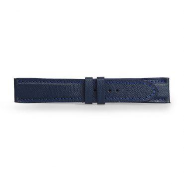 Dây đồng hồ da bò xanh DDHLF-01-X