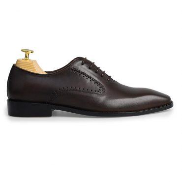 Giày oxford nam quarter brogue GNLA82.3-CF