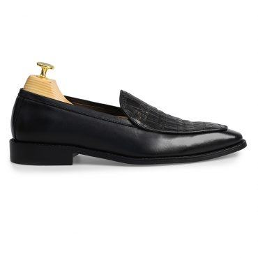 Giày lười da bò nam GNLA86.6-D