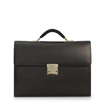 Cặp da nam văn phòng khóa số Briefcase TLA1009-D