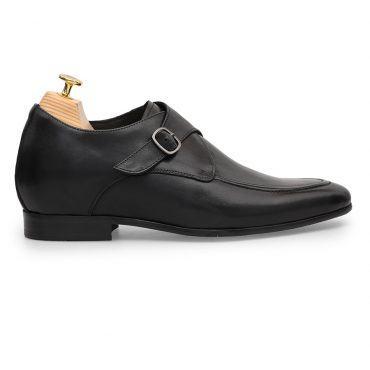 Giày tăng chiều cao nam monk strap GCLAMD122-BT03-D