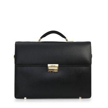 Túi da nam cầm tay Briefcase TLA1002-D