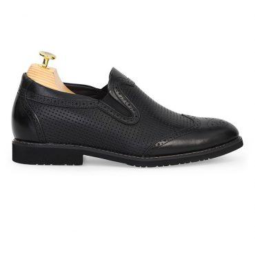 Giày loafer nam tăng chiều cao GCLAS997-16-D