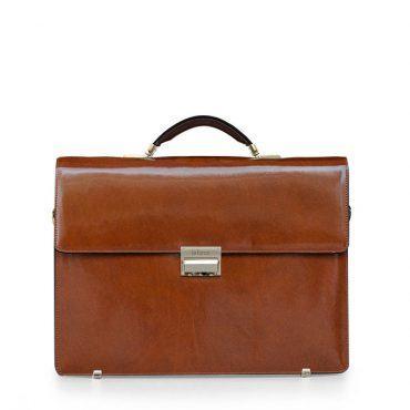 Cặp da nam công sở Briefcase TLA1002-DO
