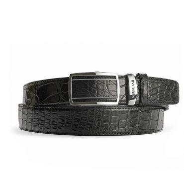 Thắt lưng cá sấu nối bản 4 cm DLA1900-07B-B-D