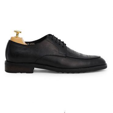 Giày derby nam phối kẻ ô GNLA0135-D